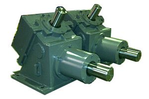 Wallwork Replacement Gearbox