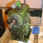 Boiler Feed Pump Gearbox