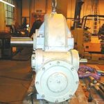 Coal Conveyor Double Worm Gearbox