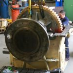 Turbine Capstan Gearbox