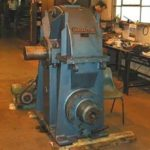 Coal Infeed Worm Gearbox 24 inch